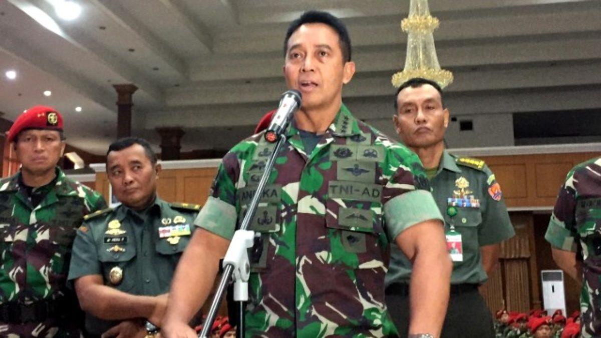 TNI Serahkan Kasus Penembakan Prajuritnya ke Peradilan Umum