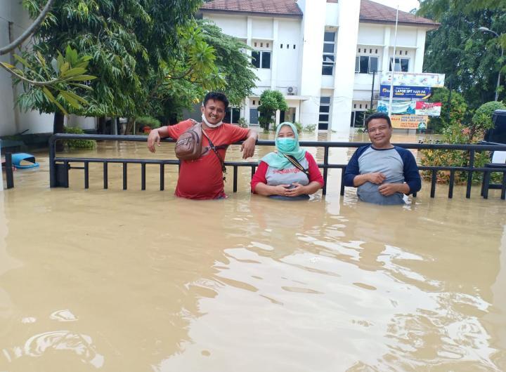 Banjir Karawang 2021 Lebih Parah Dibanding Banjir 2010, Ini Penyebabnya