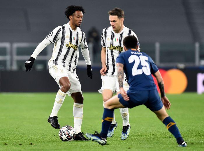 Juventus Dikubur Porto di 16 Besar Liga Champion