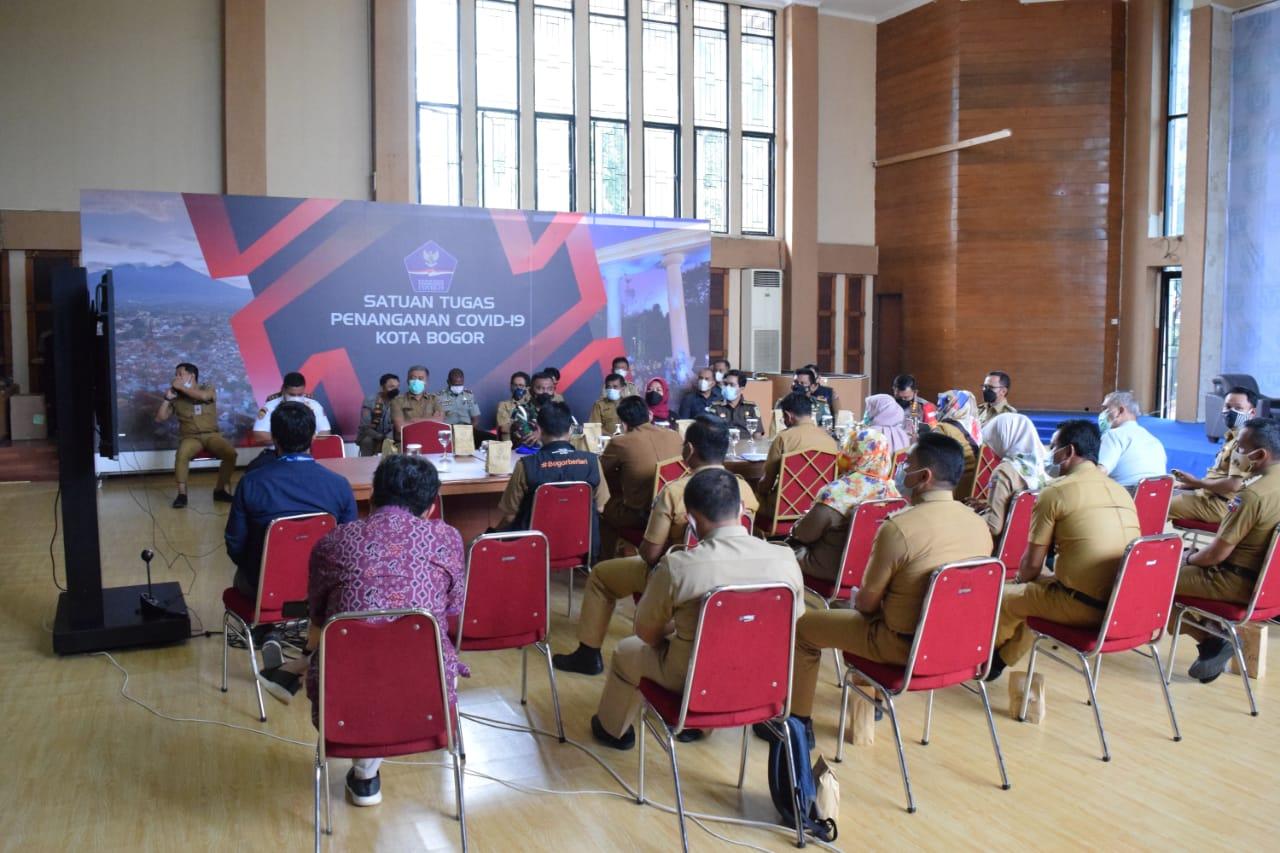 Perkuat PPKM, Ganjil-Genap di Kota Bogor Ditiadakan Dua Minggu