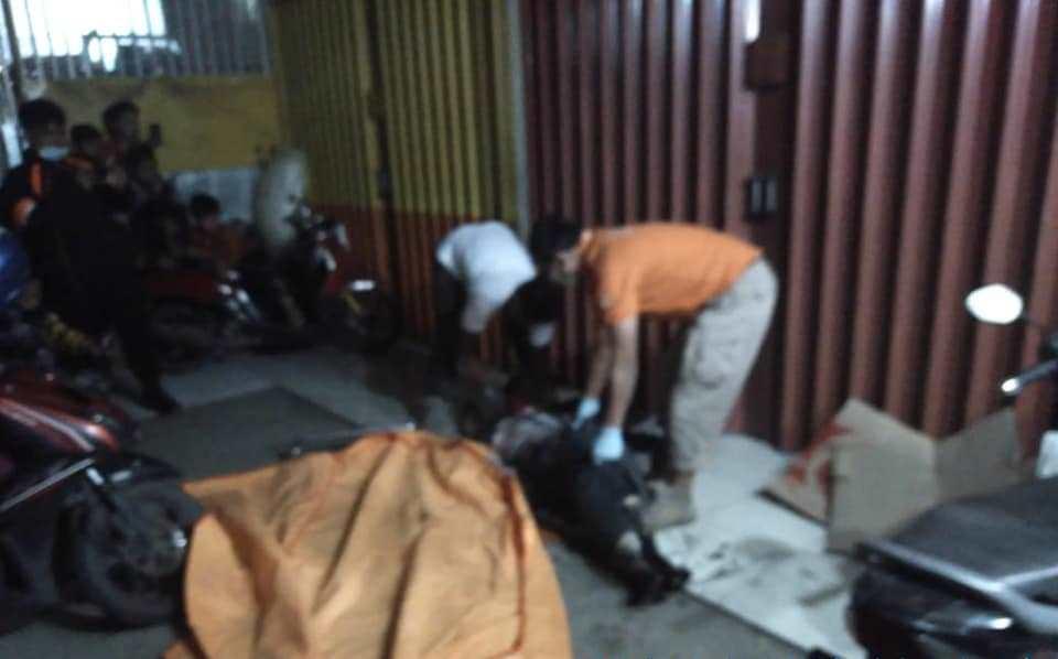 BREAKING NEWS : Penemuan Mayat di Palumbonsari