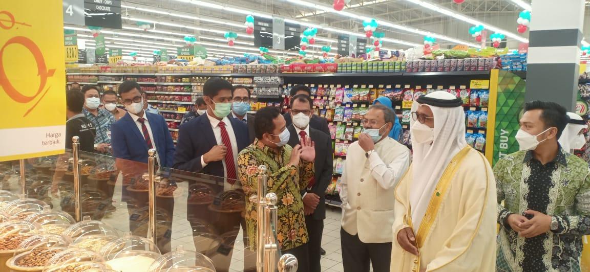 Investor Asal Timur Tengah, Lulu Group Retail Komitmen Bantu UMKM di Tangerang