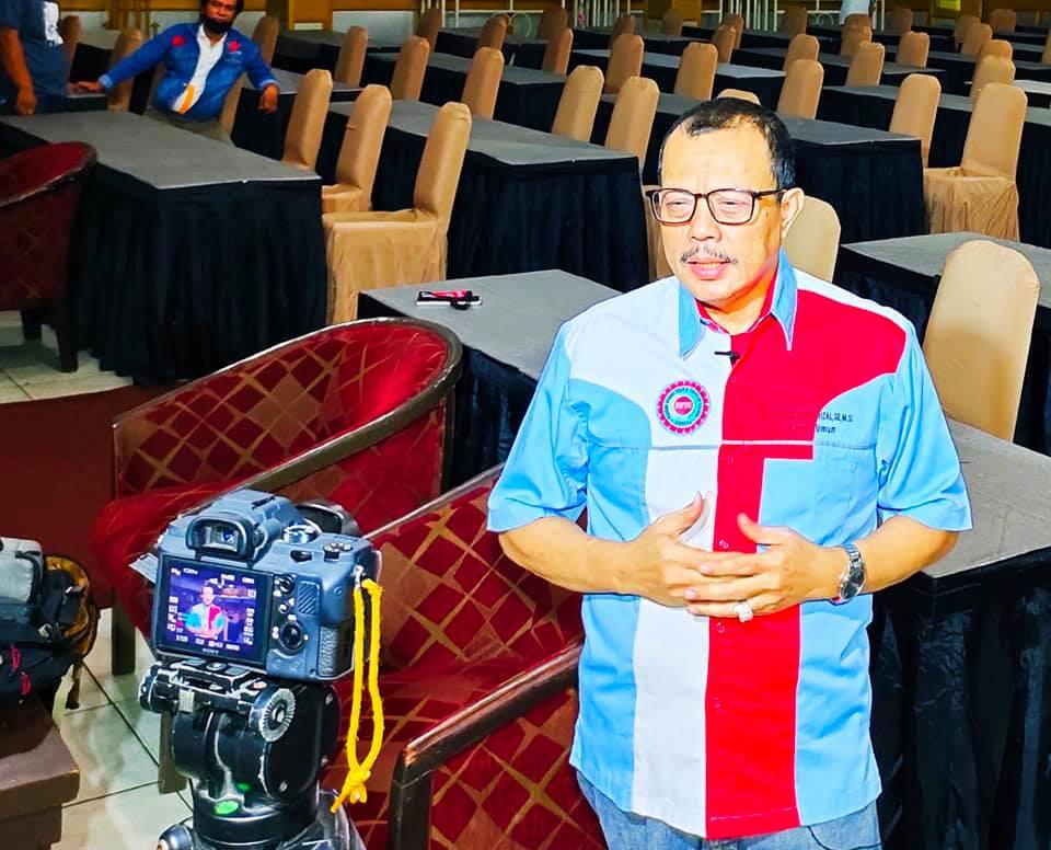 Jusuf Rizal Nilai Pengangkatan Said Aqil Siradj Sebagai Komut PT KAI Rendahkan Martabat NU