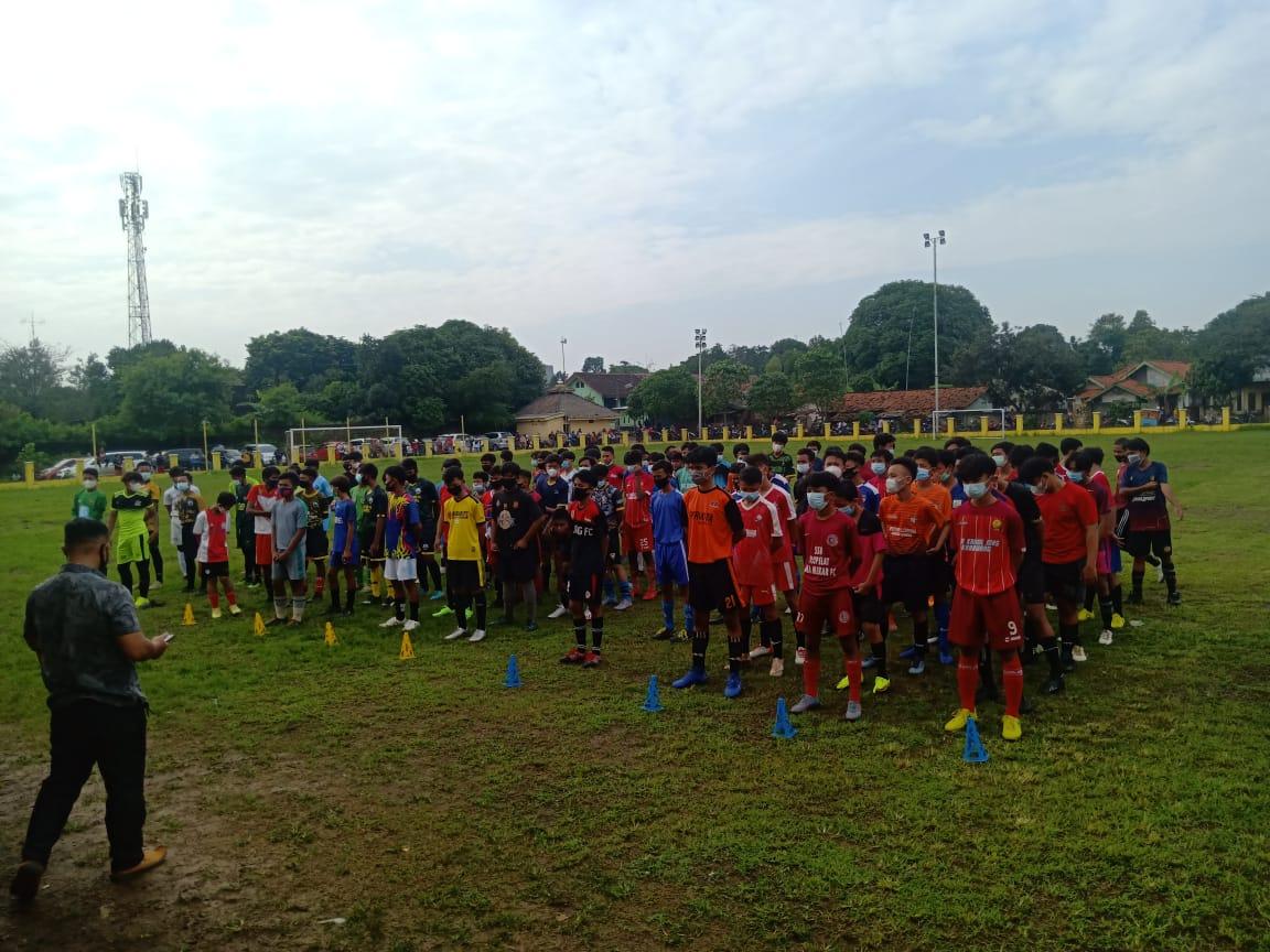 300 Peserta Berebut Lolos Seleksi Timnas U-16 dan U-19