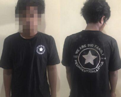 11 Orang Diduga Pelaku Geng All Star Diciduk Polisi