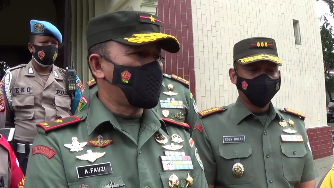 Pasca Insiden Di Mabes Polri, Pengamanan Istana Bogor, Sukabumi dan Cianjur Diperketat, Ready Force Siap Diterjunkan