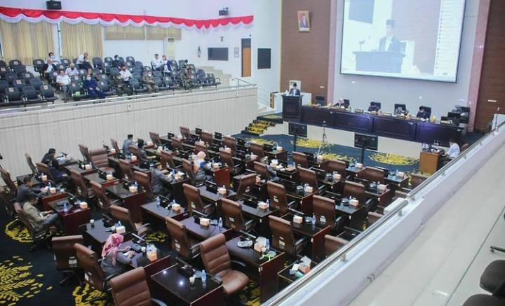 DPRD Karawang Godok 33 Raperda di Tahun 2021,Ini Daftarnya