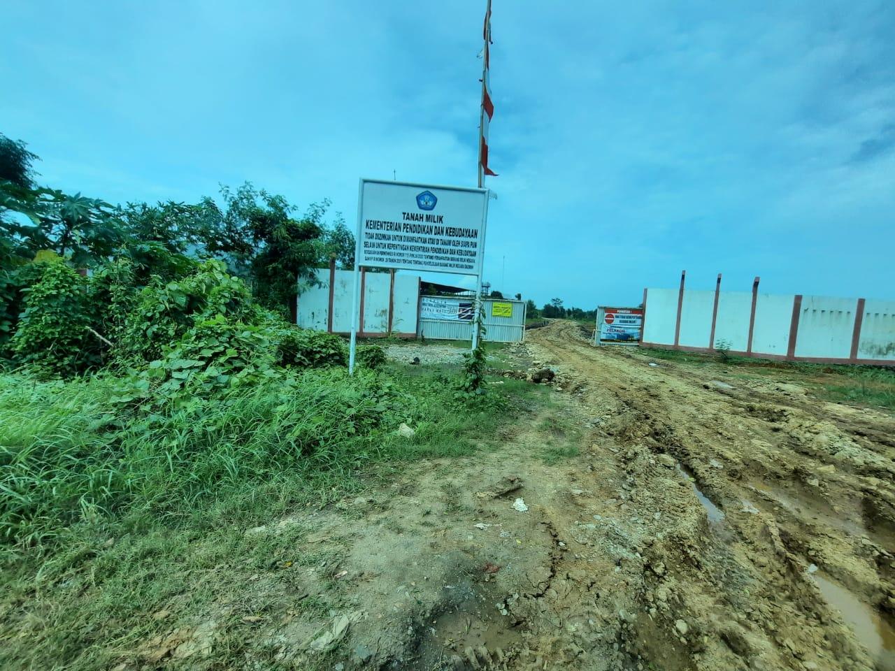 J.P.K.P Karawang : Satpol PP Karawang Harus Punya Nyali Setop Pembangunan Proyek Unsika II