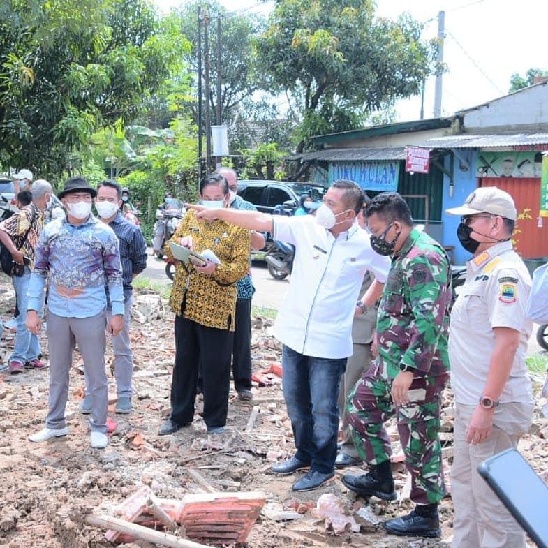 Penanganan Banjir Cikalapa, Wabup : Saatnya Aksi Bukan Saling Menyalahkan