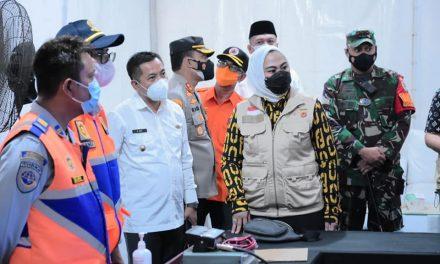 Imbas Larang Takbir Keliling, 8 Akses Menuju Karawang Kota Ditutup