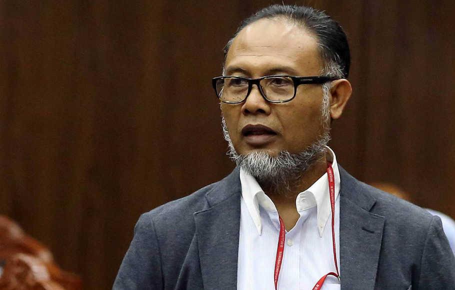 BW : Pimpinan KPK Harus Konsisten Terapkan UU KPK Paska Putusan Dewas