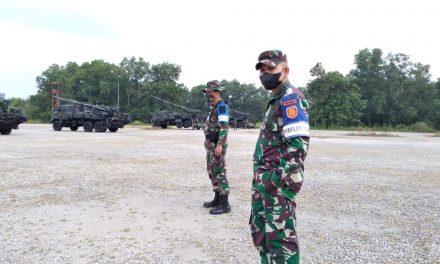 Meski Bulan Ramadan, Yon Armed 9 Pasopati Kostrad Tetap Gelar Latihan