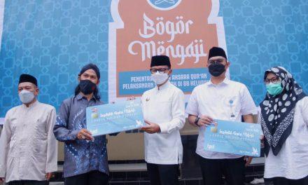 Gerakan Bogor Mengaji Diluncurkan, Kolaborasi Untuk Entaskan Buta Aksara Alquran