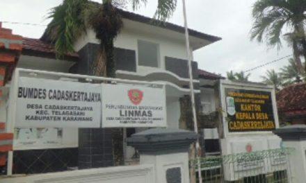 Tak Kunjung Direalisasikan, Diduga Anggaran PPKM Desa Cadaskertajaya Disalahgunakan