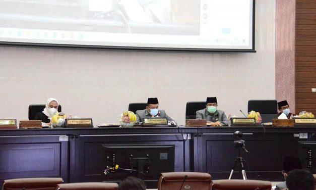 Rapat Paripurna DPRD Karawang Bahas Tiga Agenda Penting