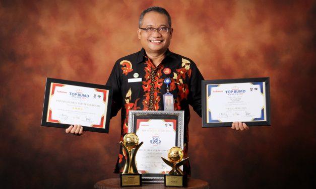 Kado Spresial HUT Ke-388 Karawang : Perumdam Tirta Tarum Persembahkan Tiga Penghargaan