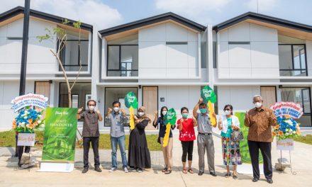 Rolling Hills Penuhi Janjinya Serahterimakan Unit Rumah Lebih Cepat
